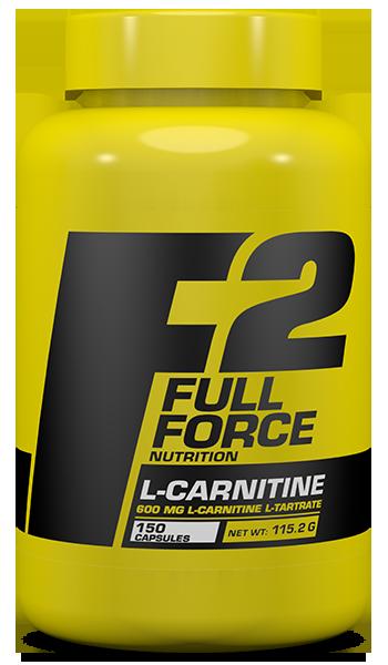 Full Force L-Carnitine 150 caps.