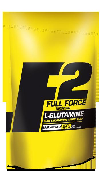 Full Force L-Glutamine 450 gr.