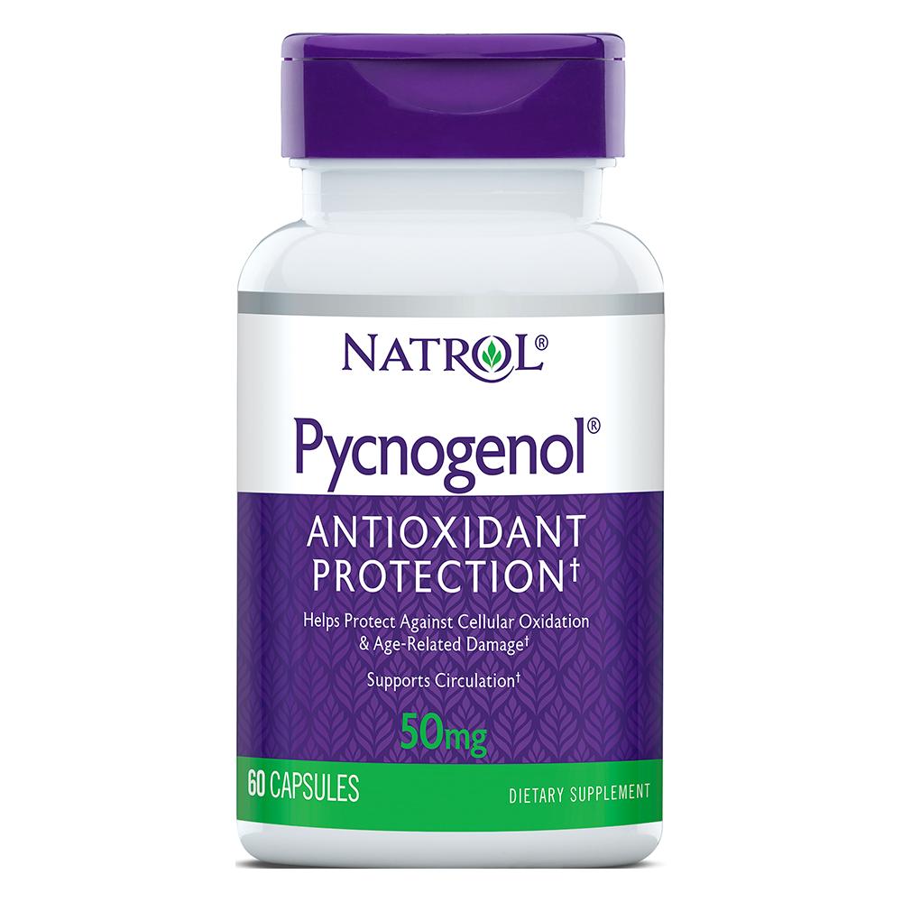 Natrol Pycnogenol 60 caps.