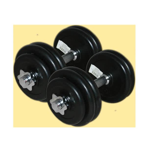 Alte echipamente de fitness Dumbbell set 2x14,5kg set