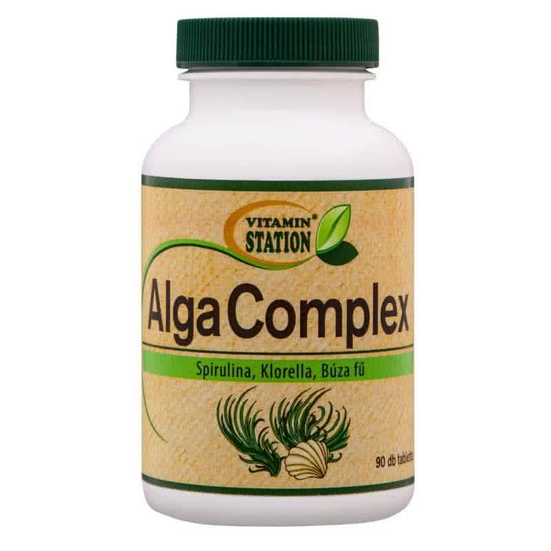 Vitamin Station Alga Complex 90 tab.