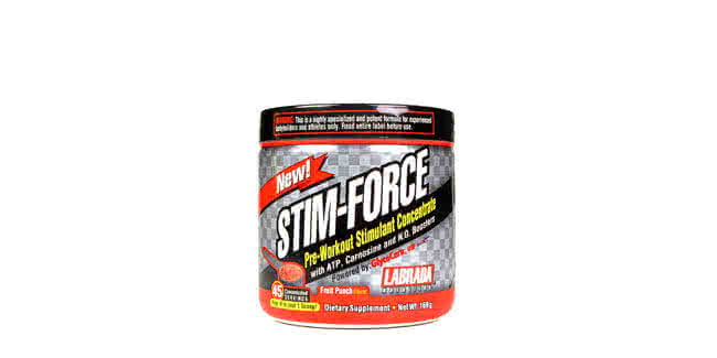 Labrada Stim-Force 169 gr.