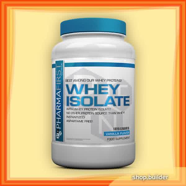 Pharma First Whey Isolate 1,82 kg