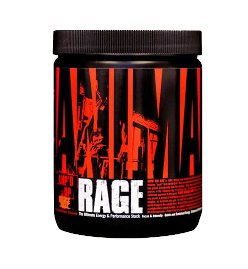 Animal Pak Animal Rage (powder) 150 gr.