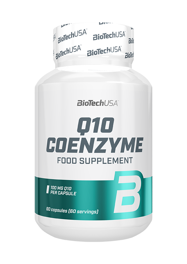 BioTech USA Q10 Coenzyme (100 mg) 60 caps.