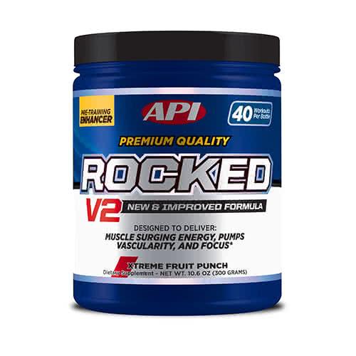 API Rocked V2 300 gr.