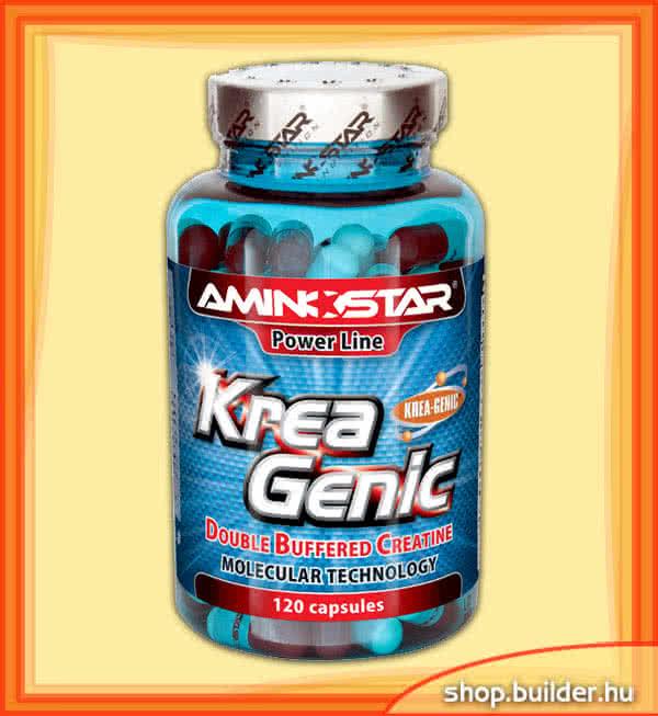 AminoStar Krea-Genic 120 caps.