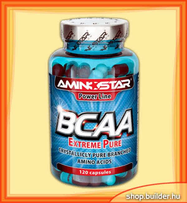 AminoStar BCAA Extreme Pure 120 caps.