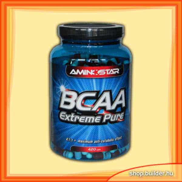 AminoStar BCAA Extreme Pure 420 caps.