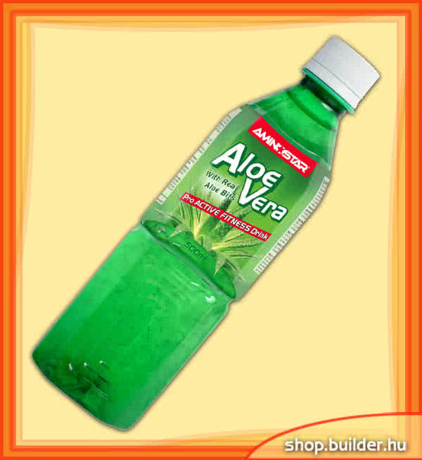 AminoStar Aloe Vera Drink 500 ml