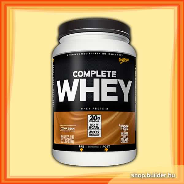CytoSport Complete Whey 1 kg