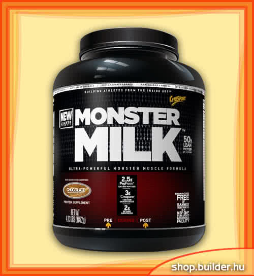 CytoSport Monster Milk 1,872 kg