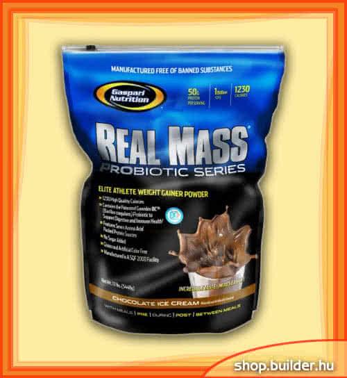 Gaspari Nutrition Real Mass Probiotic Series 5,448 kg