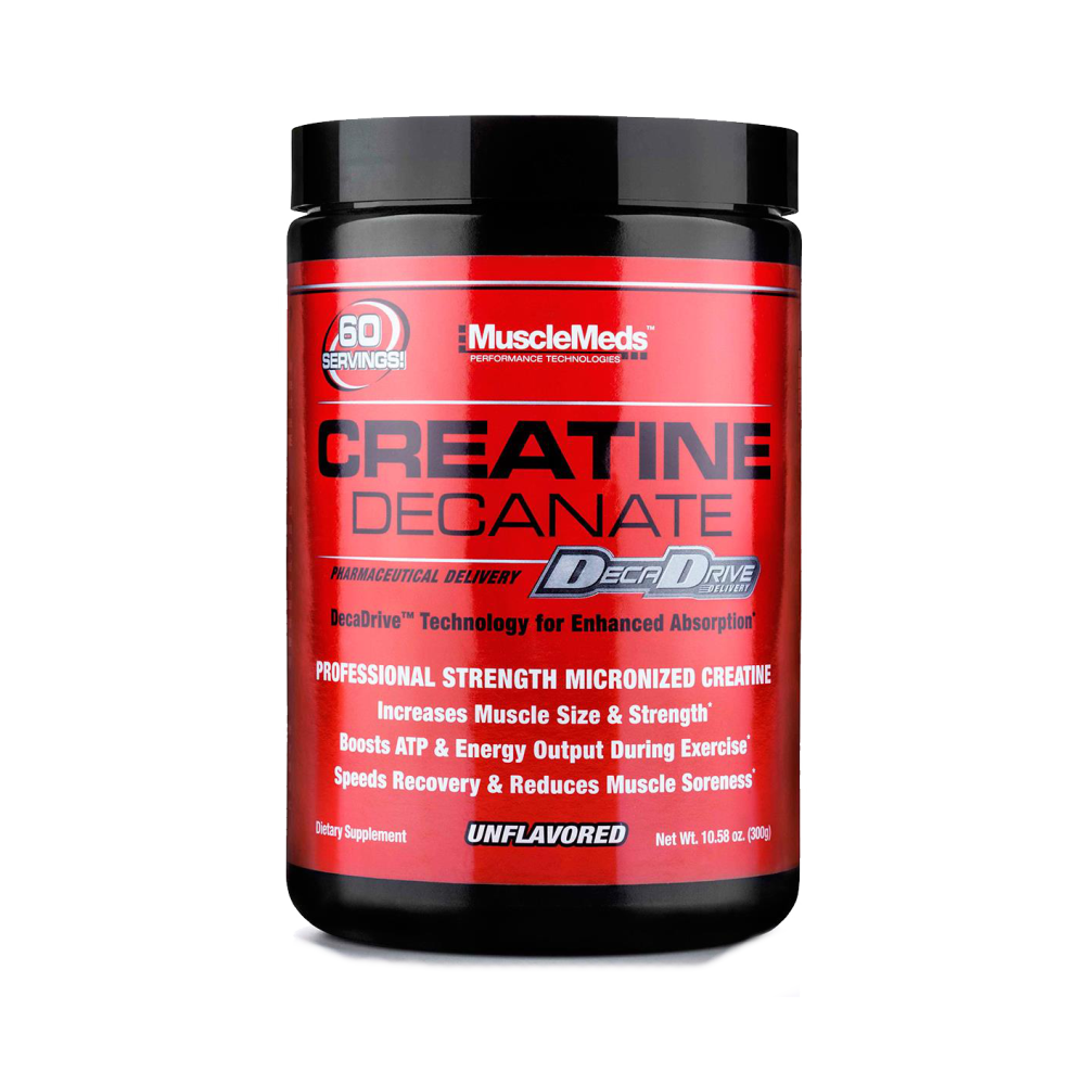 MuscleMeds Creatine Decanate 300 gr.