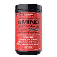 MuscleMeds Amino Decanate (378/384 gr.)