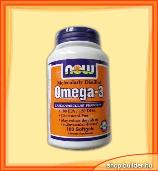Now Foods Omega 3 100 g.k.
