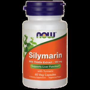 Now Foods Sylmarin 60 caps.