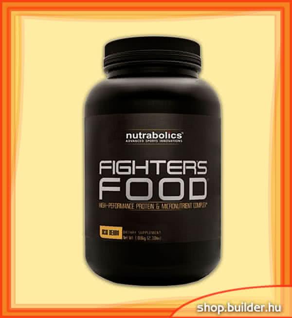 Nutrabolics Fighters Food 0,908 kg