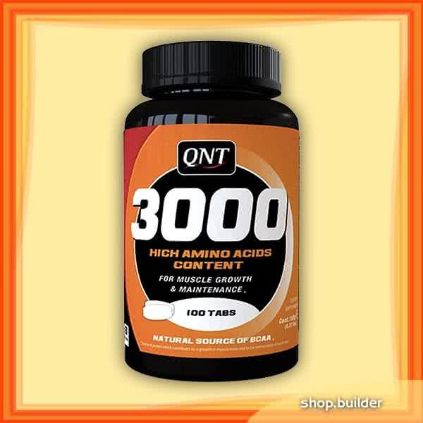 QNT Amino 3000 100 tab.
