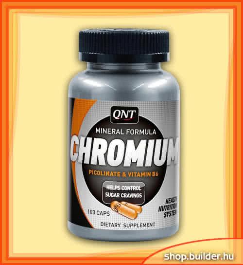 QNT Chromium 100 caps.