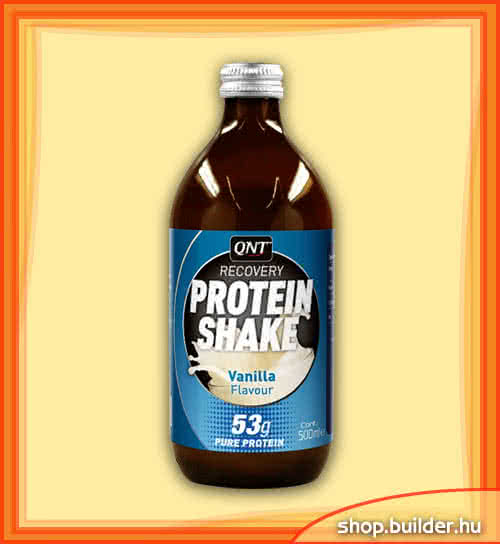 QNT Recovery Protein Shake 500 ml