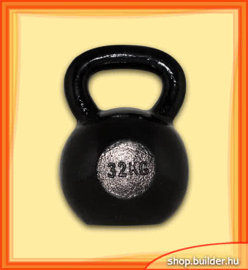 Spartan Kettle Ball 32 kg buc