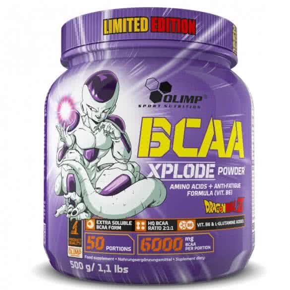 Olimp Sport Nutrition BCAA Xplode Powder 500 gr.