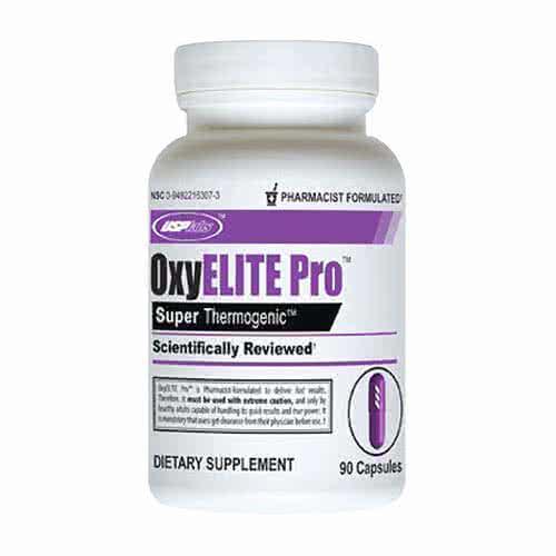 USP Labs OxyElite Pro 90 caps.