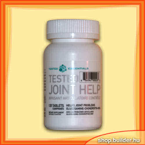 Tested Nutrition Tested Joint Help 120 tab.