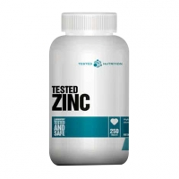 Tested Nutrition Tested Zinc (250 tab.)