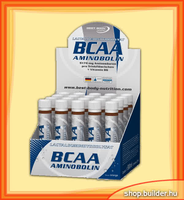 Best Body Nutrition BCAA Aminobolin 20x25ml