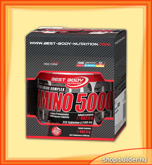 Best Body Nutrition Amino 5000 325 tab.