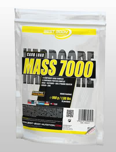 Best Body Nutrition Mass 7000 0,9 kg