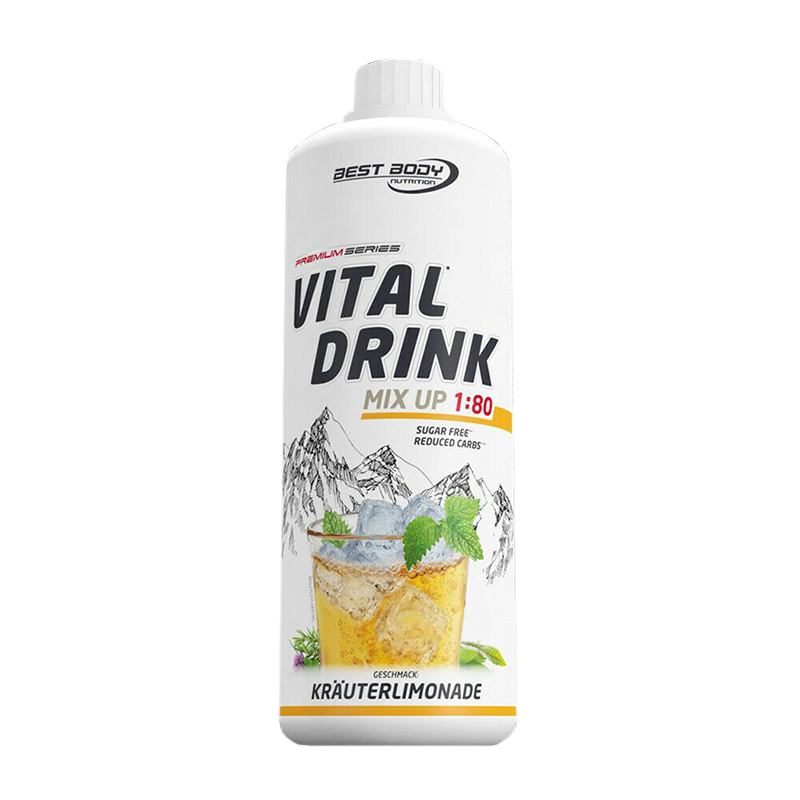 Best Body Nutrition Essential Vital Drink 1 lit.