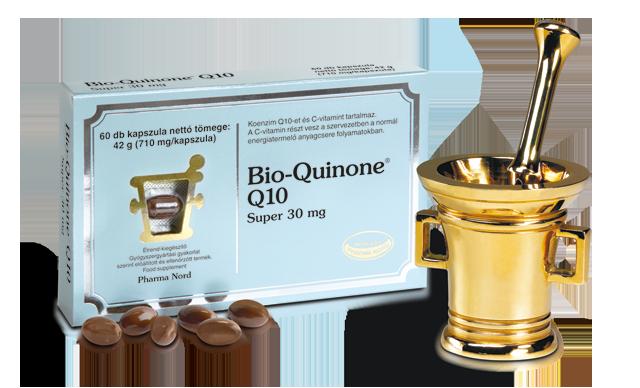 Pharma Nord Super Bio-Quinonă Q10 30mg 60 caps.