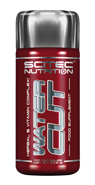 Scitec Nutrition Water Cut 100 caps.