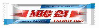 Alte suplimente nutritive Mig-21 Energy Bar