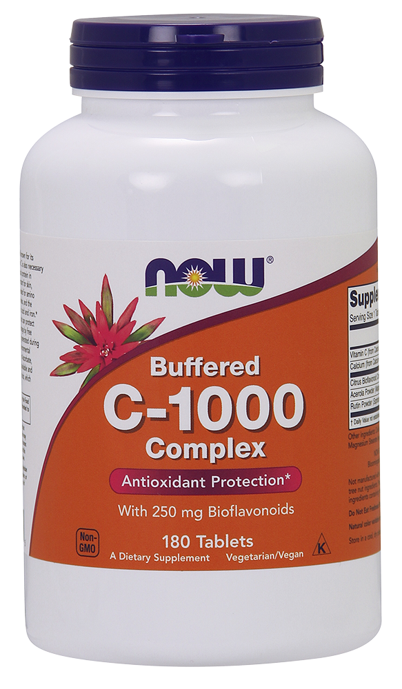Now Foods C-1000 Complex 180 tab.