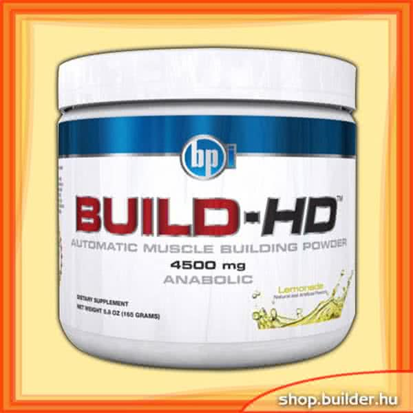 BPI Sports Build-HD 165 gr.