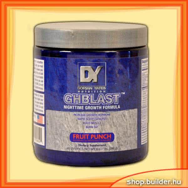 Dorian Yates Nutrition GH Blast 280 gr.