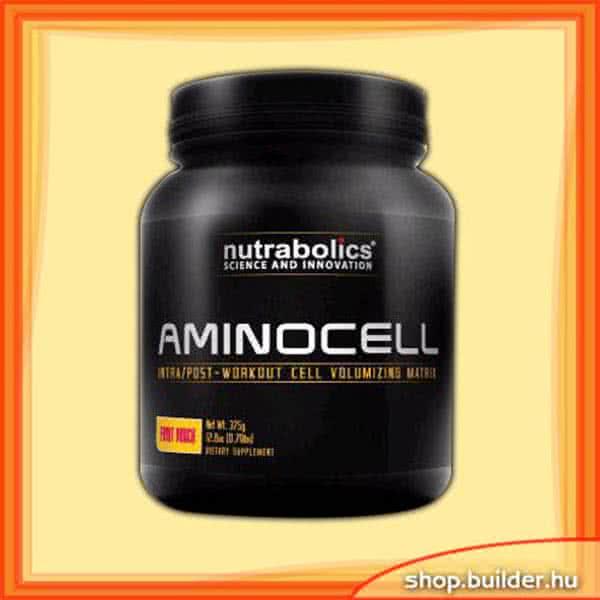 Nutrabolics Aminocell Caps 320 caps.