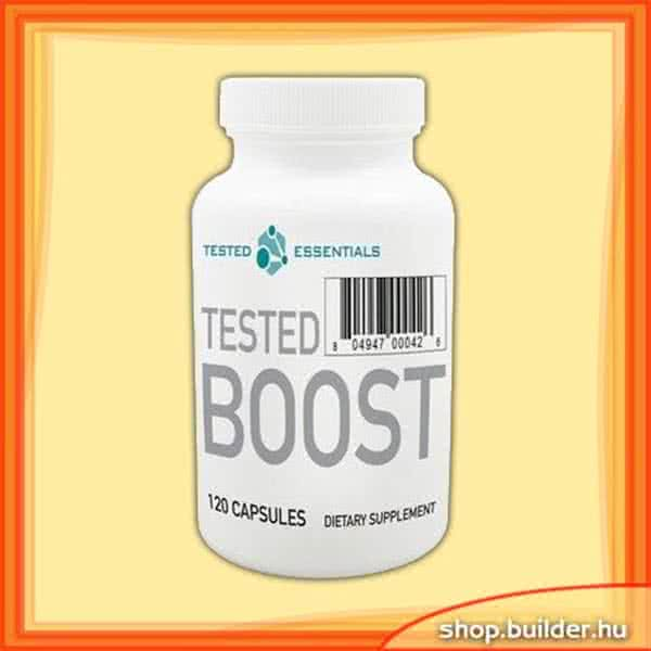 Tested Nutrition Tested Boost 120 caps.