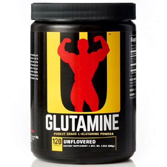 Universal Glutamine 600 gr.
