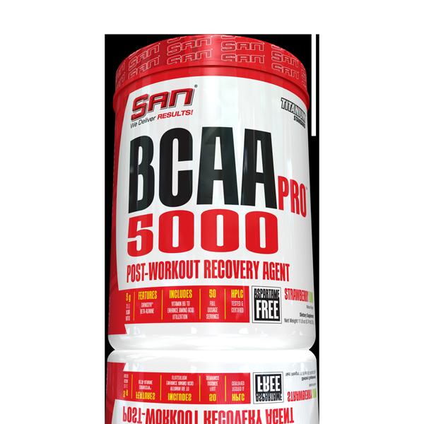 San BCAA Pro 5000 345 gr.