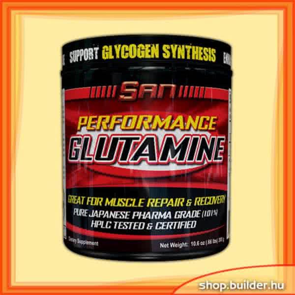 San Performance Glutamine 300 gr.