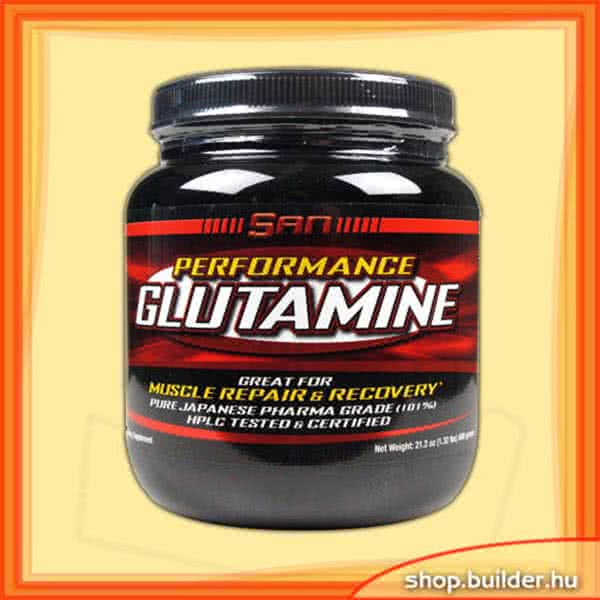 San Performance Glutamine 600 gr.
