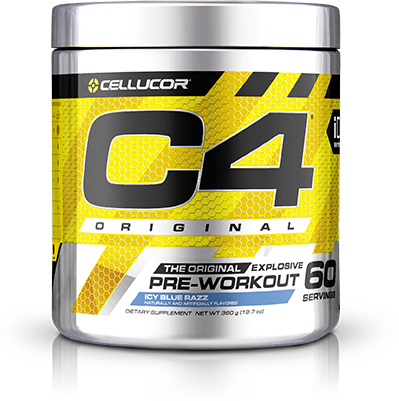 Cellucor C4 390 gr.