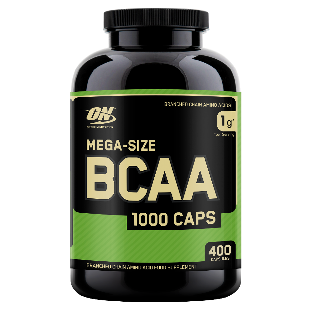 Optimum Nutrition BCAA 1000 Caps 400 caps.