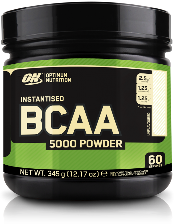 Optimum Nutrition BCAA 5000 Powder 345 gr.
