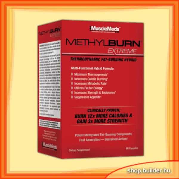 MuscleMeds MethylBurn 60 caps.